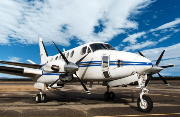 Beechcraft King Air Exactair.